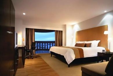 Lebua Hotel Bangkok Room