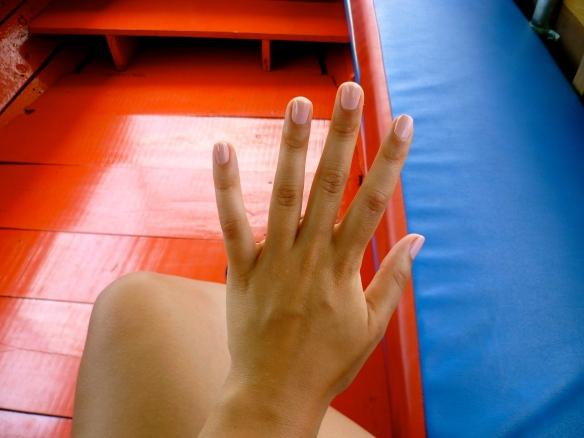 Manicure in Bangkok