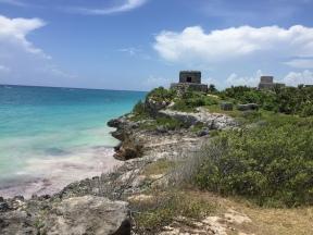 Tulum: ruina maya