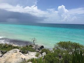 Tulum: playa
