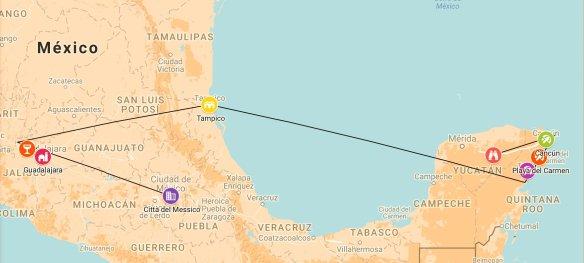 mapa_mexico_viaje